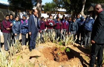 World Environment Day on 5.6.2018 at Legae Academy