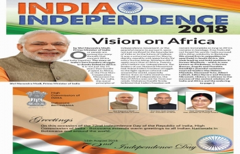 I-Day Supplement Special Supplement on 72nd Independence Day of India