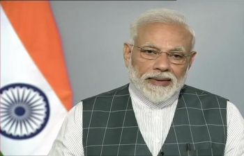 Prime Minister of India Hon. Shri Narendra Modi addressed the nation on 27.3.2019