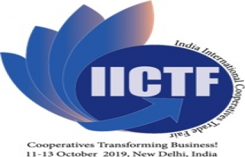India International Cooperatives Trade Fair -2019 ( IICTF-2019) 11-13 October 2019