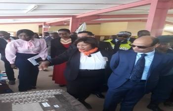 Association of Botswana Practical Subject (ABOSPPA) National Exhibition at SelebiPhiwke on 23.7.2019