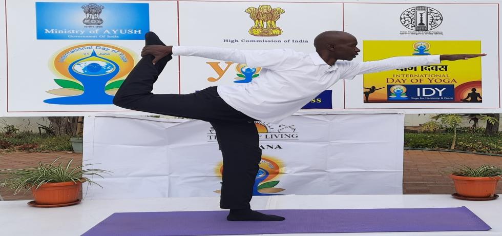 7th International Day of Yoga