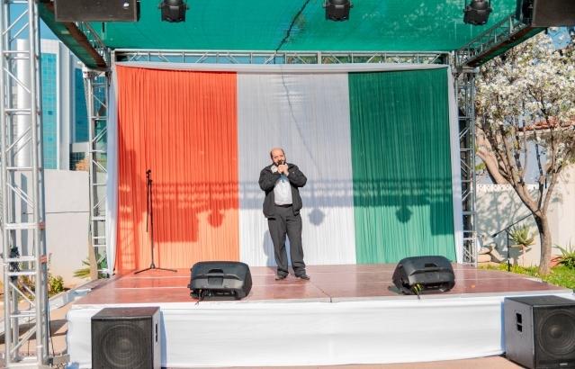 15.08.2019 HCI Gaborone celebrates Indias 73rd Independence Day