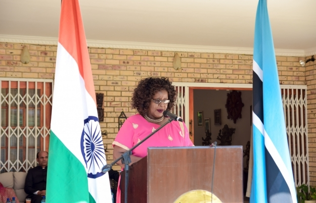 15.08.2019 Reception hosted by High Commissioner