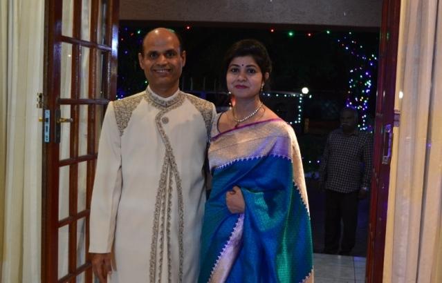 26.10.2019 Diwali Celebration at India House