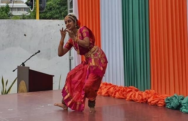 26.01.2020 71st REPUBLIC DAY OF INDIA celebrated in Botswana